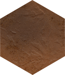 Semir Beige Heksagon   - Beżowy - 260x260 - Płytki podłogowe - Semir