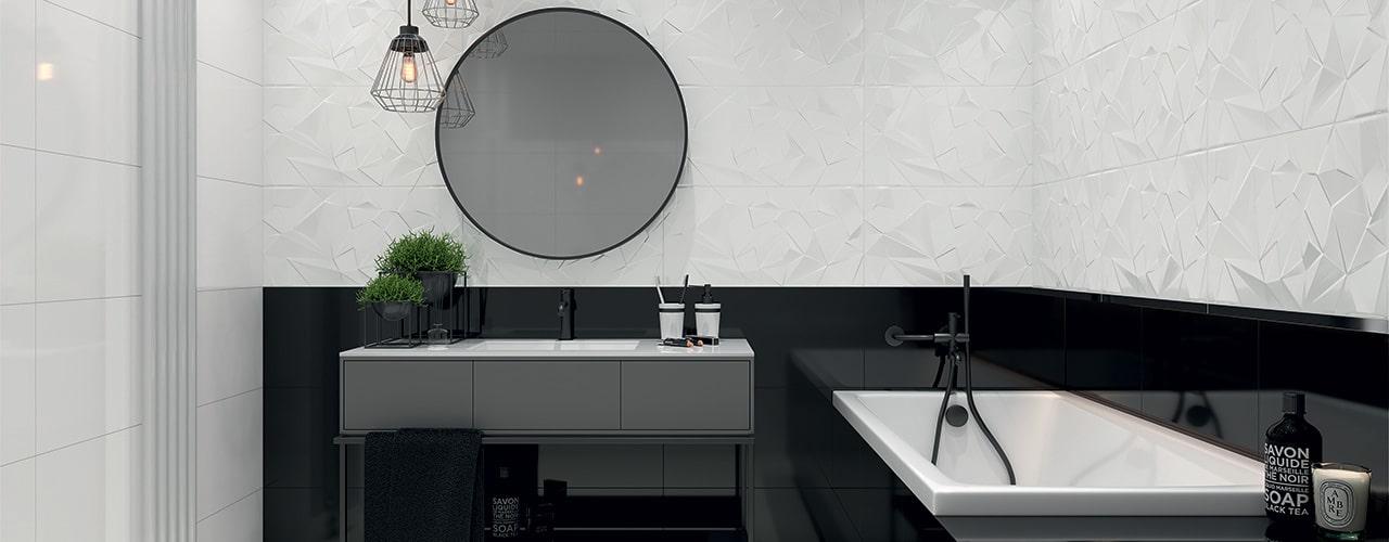 Synergy - nowoczesna faktura i minimalistyczne wzór